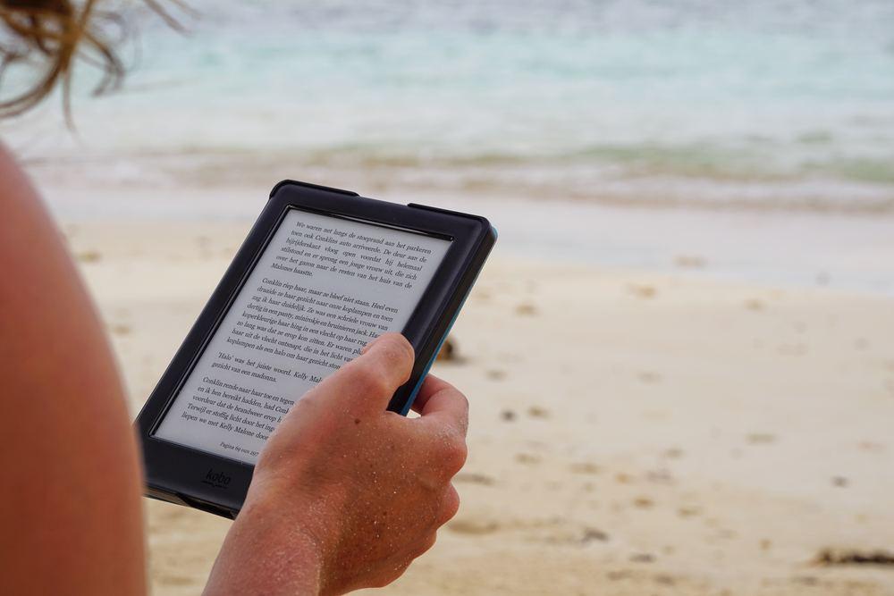Stil din læselyst på ferien med e bøger